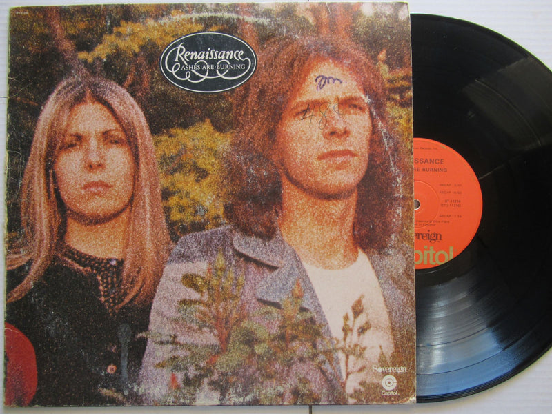 Renaissance | Ashes Are Burning (USA VG)