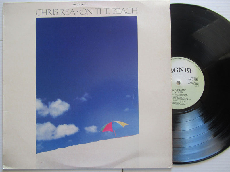 Chris Rea | On The Beach (RSA VG+)