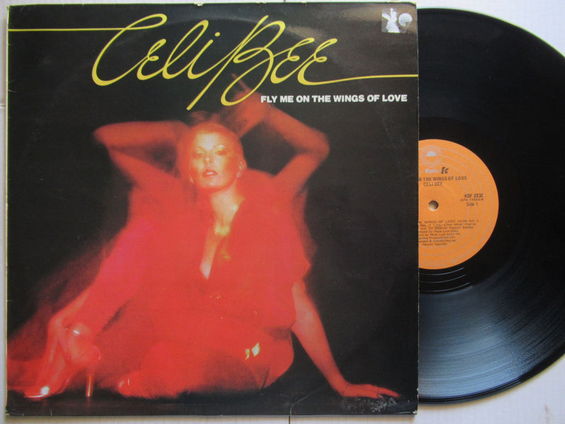 Celi Bee | Fly Me On The Wings of Love (RSA VG+)