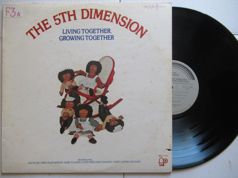 The 5th Dimension | Living Together, Growing Together (USA VG+)