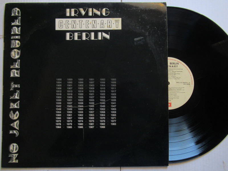 Irving Berlin | Centenary (RSA VG+)