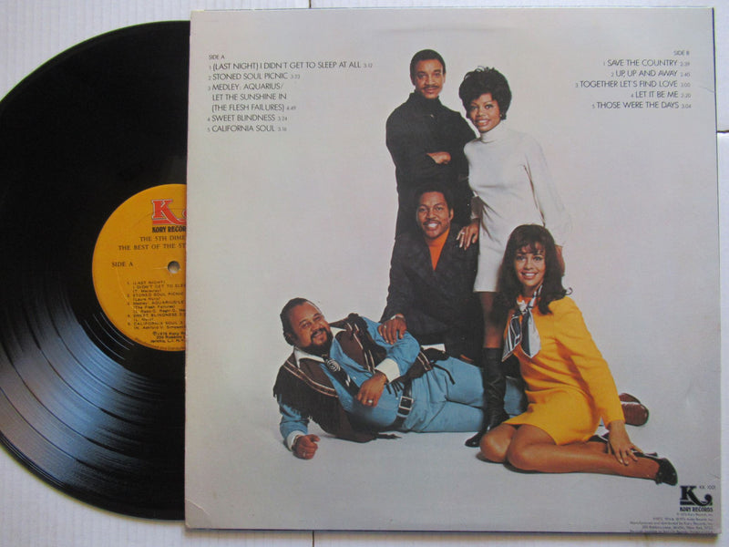 The 5th Dimension | The Best Of The 5th Dimension (USA VG+)