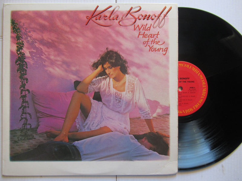 Karla Bonoff | Wild Heart Of The Young (USA VG+)