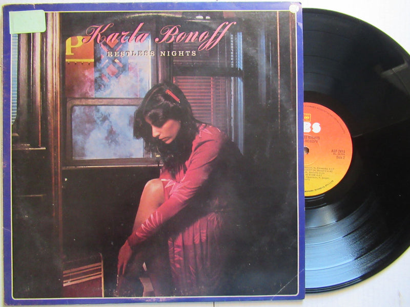 Karla Bonoff | Restless Night (RSA VG)