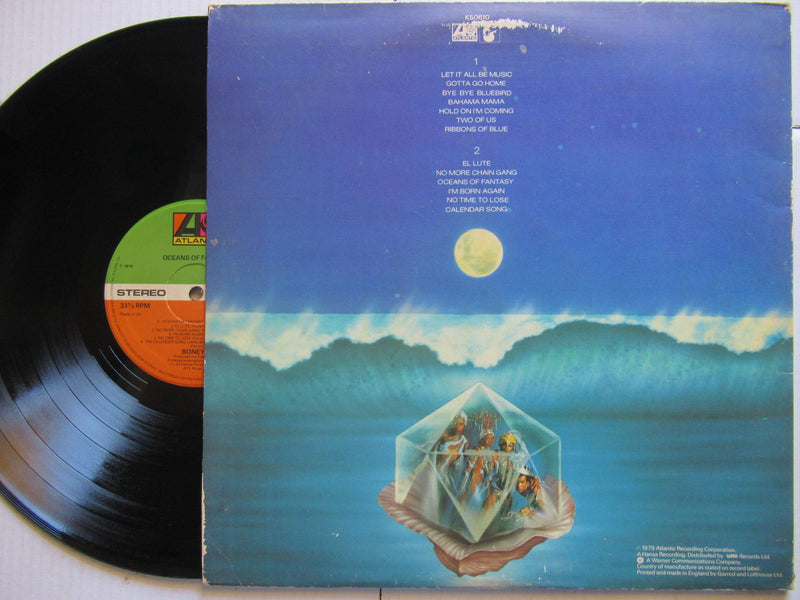 Boney M | Oceans Of Fantasy (UK VG+)