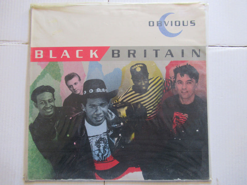 Black Britain | Obvious (UK Sealed)