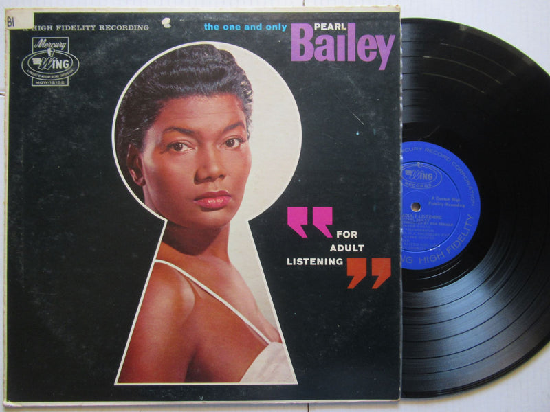 Pearl Bailey | The One And Only (USA VG-)