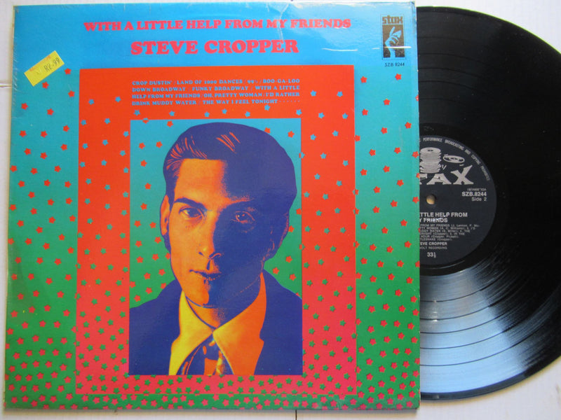 Steve Cropper | With A Little Help From My Friends (RSA VG+)