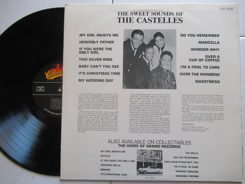 The Castelles | The Best Of The Castelles (USA VG+)
