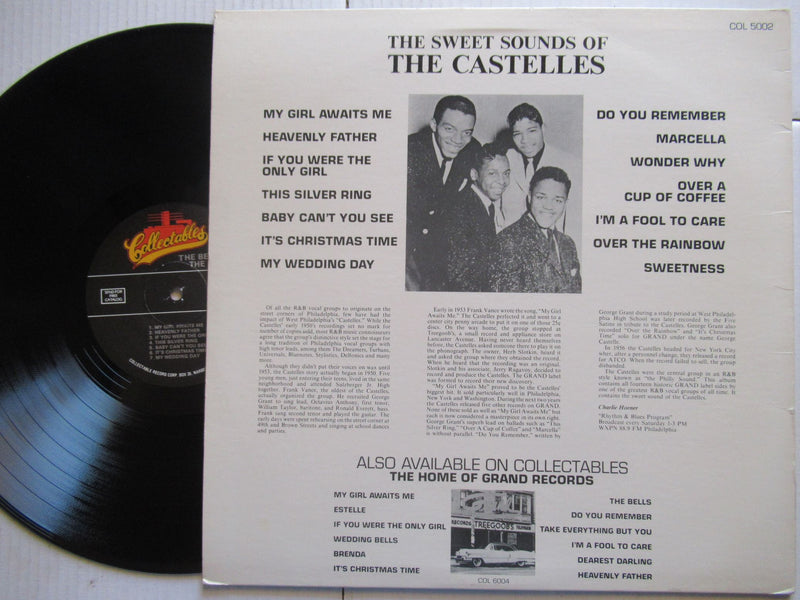 The Castelles | The Sweet Sounds Of The Castelles (USA VG+)