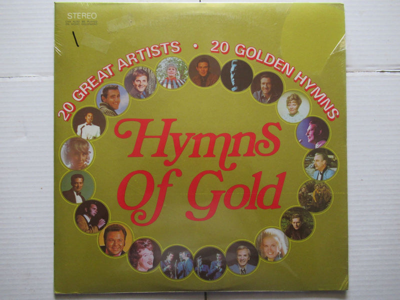 Various Artists | Hymns Of Gold (USA Sealed)
