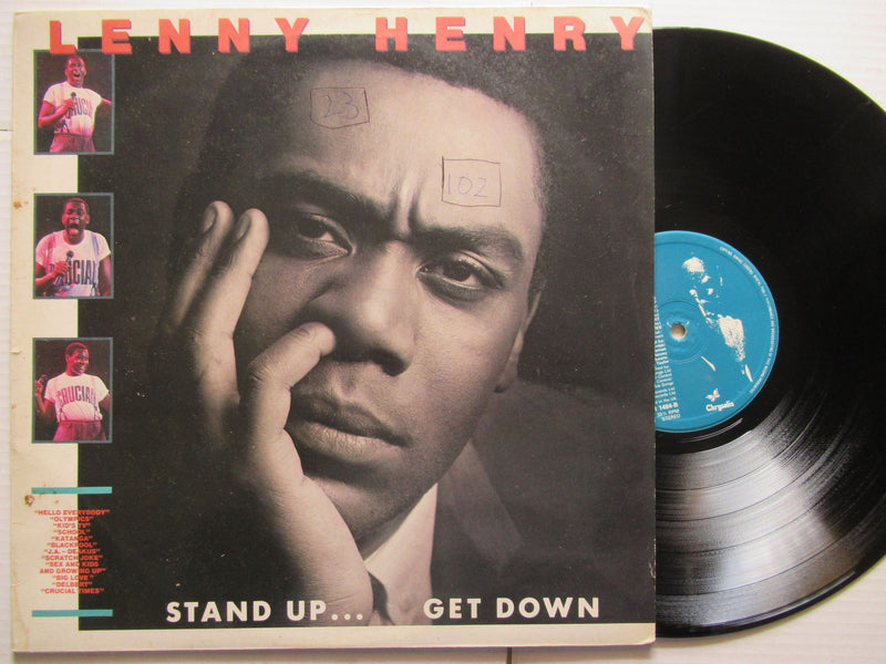 Lenny Henry | Stand Up... Get Down (UK VG+)
