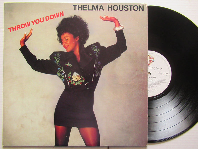 Thelma Houston | Throw You Down (RSA VG+)