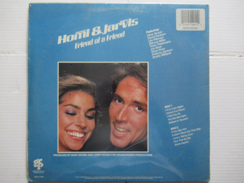 Homi & Jarvis | Friend Of A Friend (USA Sealed)