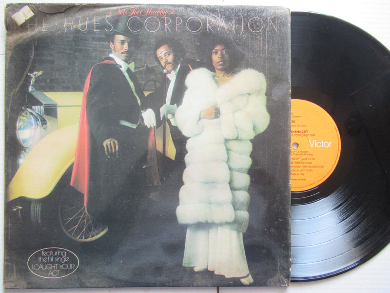 The Hues Corporation | Not Too Shabby (RSA VG)