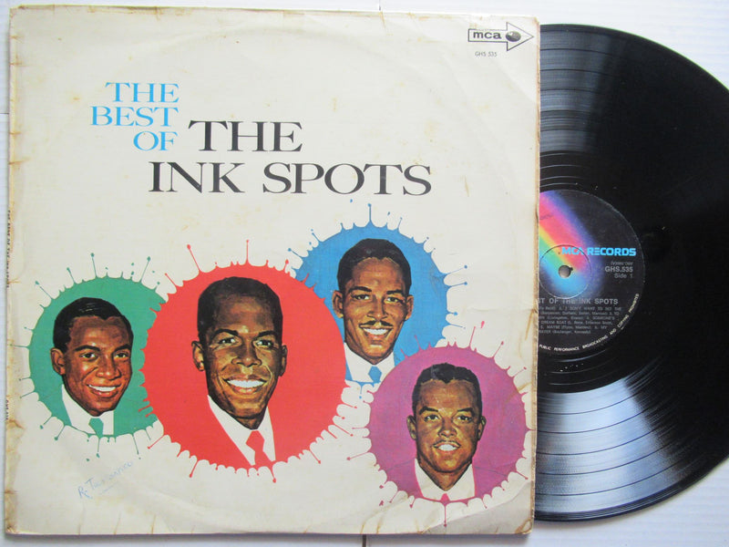 The Ink Spots | The Best of The Ink Spots (RSA VG)