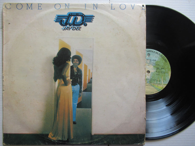 Jay Dee | Come On In Love (RSA VG-)