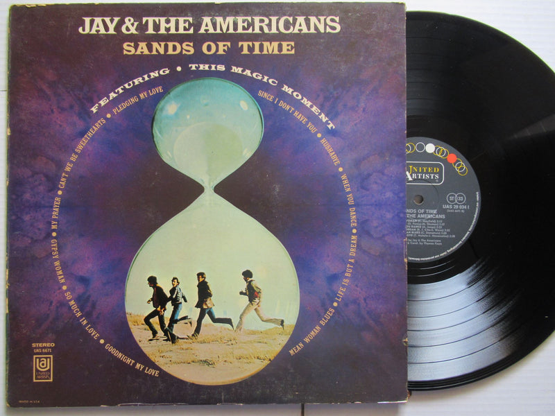 Jay & The Americans | Sands Of Time (USA VG)