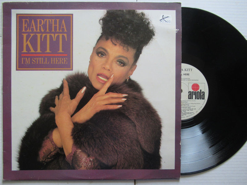 Eartha Kitt | I'm Still Here (RSA VG)
