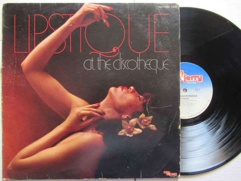 Lipstique | At The Discotheque (USA VG-)