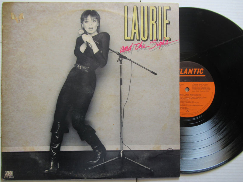 Laurie And The Sighs | Laurie And The Sighs (RSA VG+)