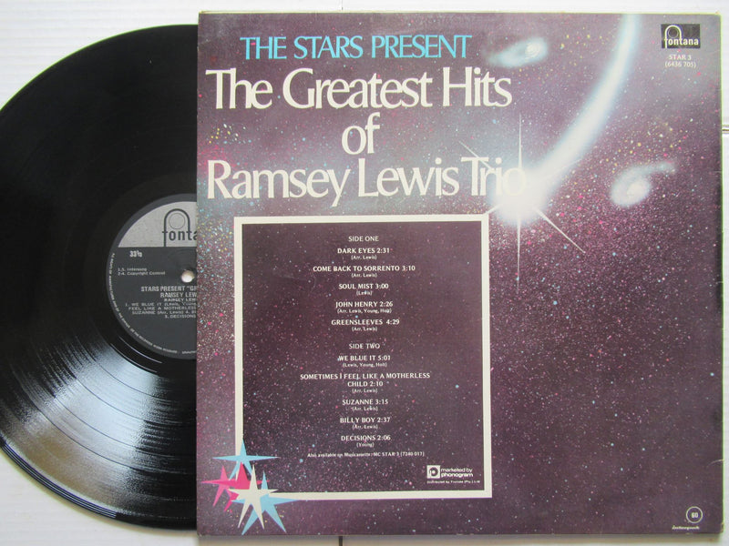 The Ramsey Lewis Trio | The Greatest Hits Of Ramsey Lewis (RSA VG)