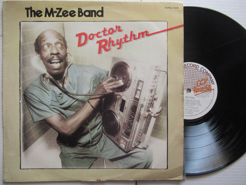 The M-Zee Band | Doctor Rhythm (RSA VG)