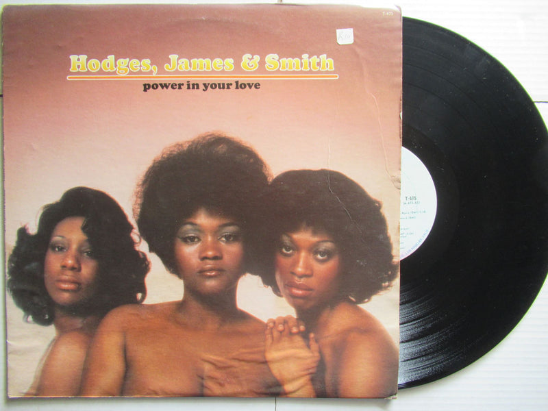 Hodges James & Smith | Power In Your Love (USA VG+)
