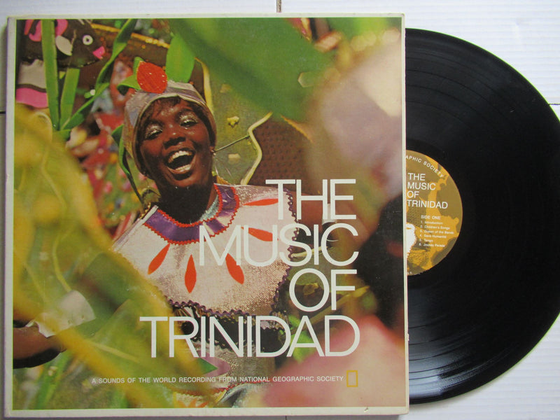 Various Artists | The Music Of Trinidad (RSA VG+)
