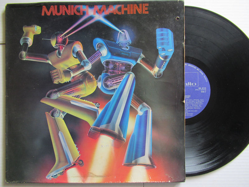 Munich Machine | Munich Machine (RSA VG)