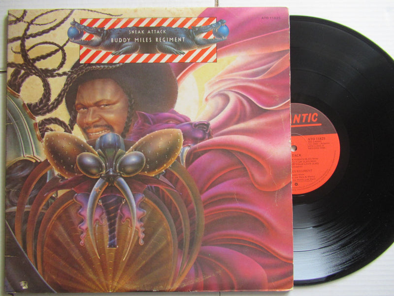 Buddy Miles Regiment | Sneak Attack (VG+ 2LP)