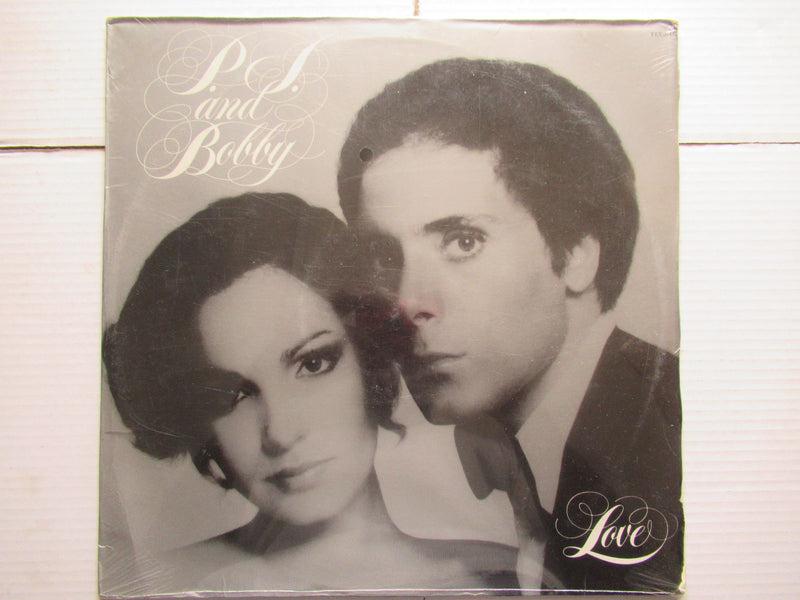 P.J. And Bobby | Love (USA Sealed)