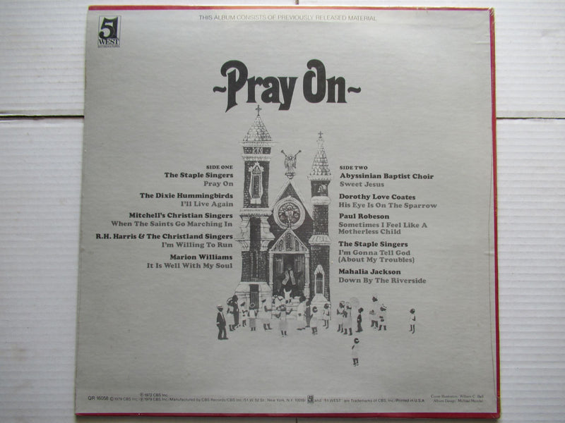 Various Artists | Pray On (USA Sealed)