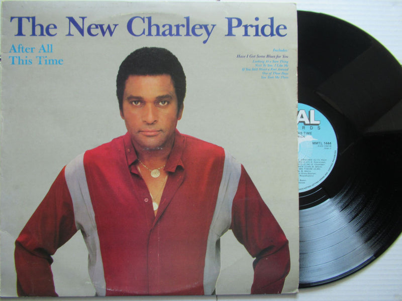 Charley Pride | After All This Time (RSA VG+)