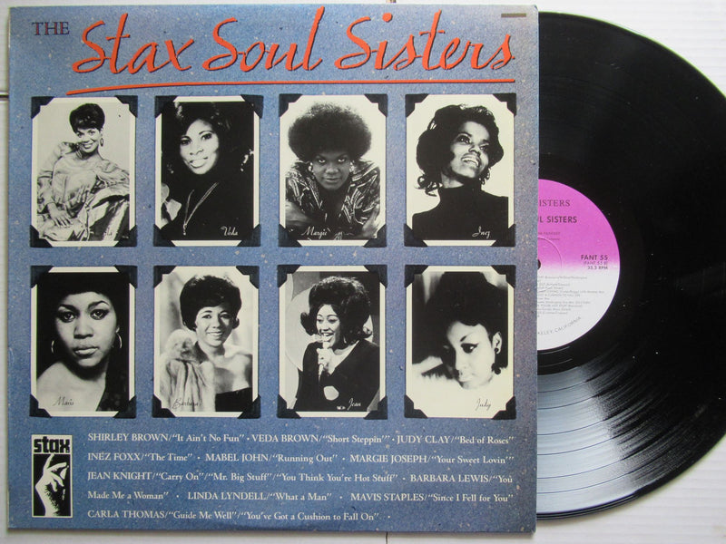 Various - The Stax Soul Sisters | RSA VG+ / EX