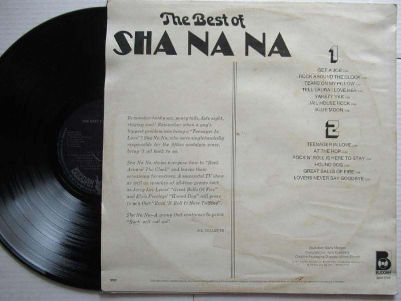 Shanana | The Best Of Shanana RSA VG / VG+