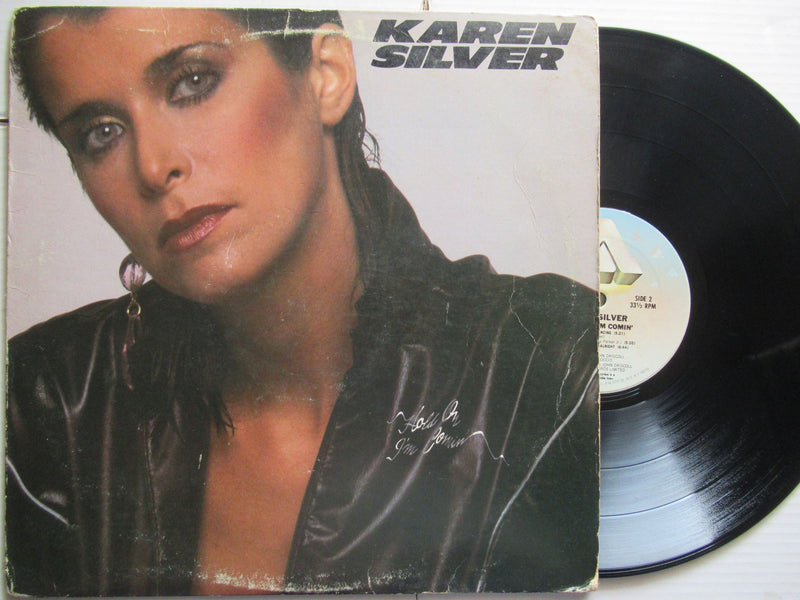 Karen Silver | Hold On I'm Comin' USA VG- / VG-