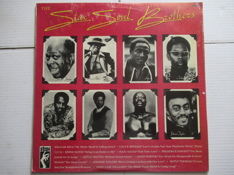 Stax Soul Brothers | Soul Brothers RSA EX / EX Sealed
