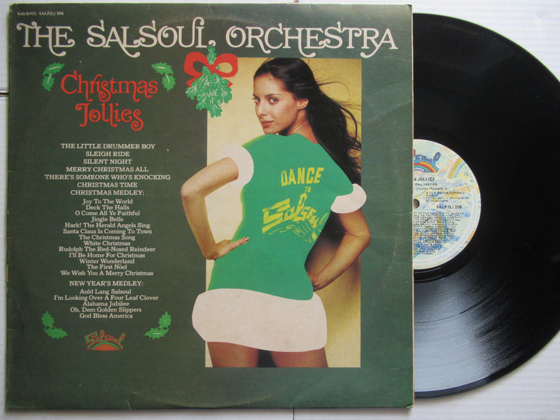 The Salsoul Orchestra | Christmas Jollies RSA VG / VG+