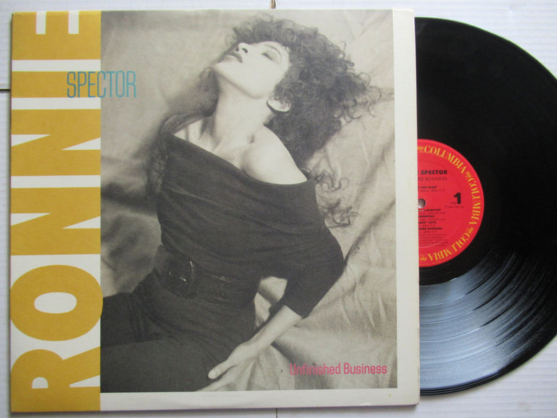Ronnie Spector | Unfinished Business USA VG+ / VG+
