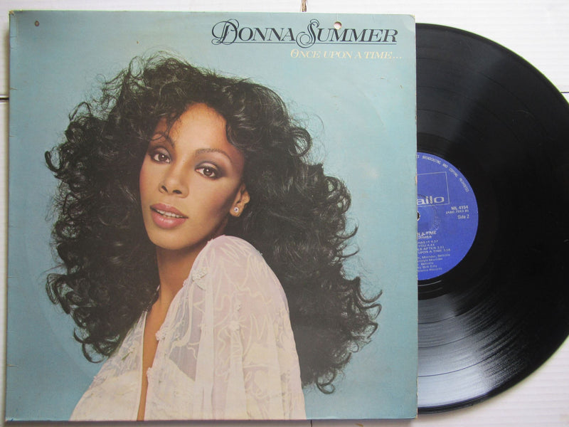 Donna Summer | Once Upon A Time | RSA VG+