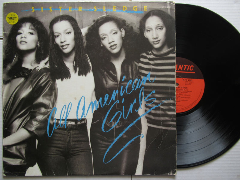 Sister Sledge | All American Girls | RSA VG-
