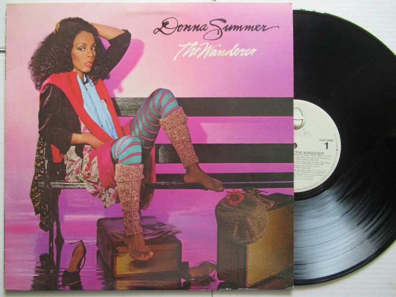 Donna Summer | The Wanderer | USA | VG