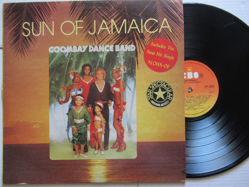 Goombay Dance Band | Sun Of Jamaica RSA VG+ / VG+