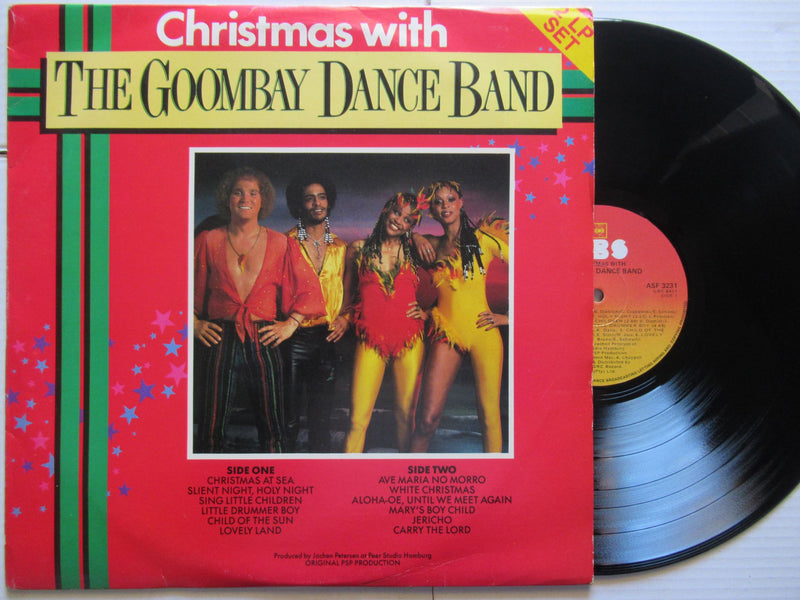 Christmas With The Goombay Dance Band | Greatest Hits VG+ / VG+ 2LP