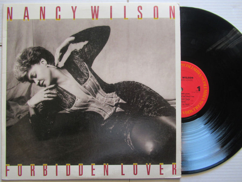 Nancy Wilson | Forbidden Lover | USA | VG+