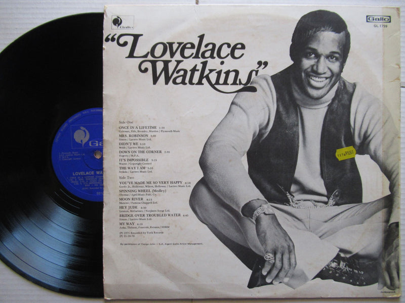 Lovelace Watkins | Live In South Africa | RSA | VG