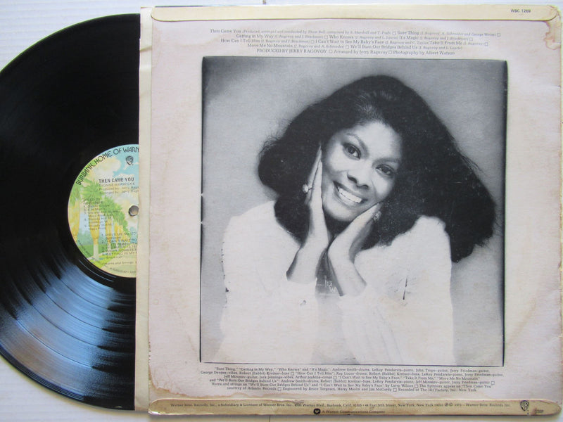 Dionne Warwick | Then Came You | RSA | VG+