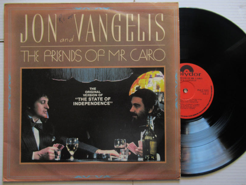 Jon And Vangelis | The Friends Of Mr Cairo | RSA | VG