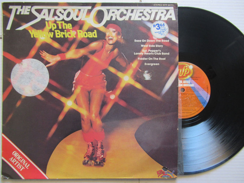 The Salsoul Orchestra | Up The Yellow Brick Road | RSA | VG+